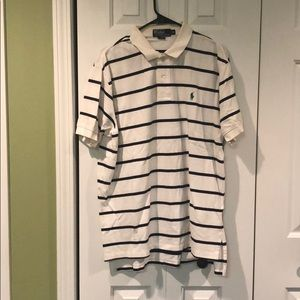Polo by Ralph Lauren Striped Short Sleeve Polo